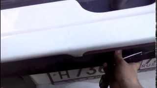 Один ключ на замки багажника, дверей и зажигание