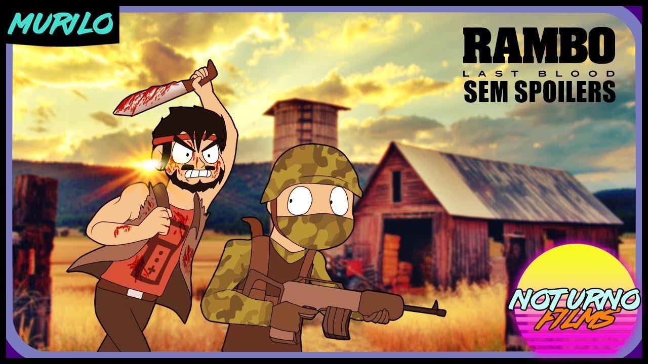 ???? Rambo: Até o Fim (2019) | Stallone Ainda no Ápice!