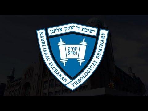 Yeshiva University -- The Story of RIETS