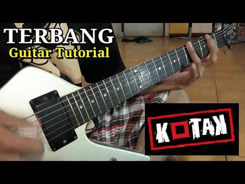 TERBANG-KOTAK [Guitar Tutorial]