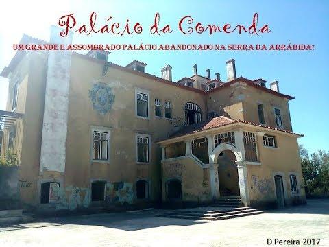 Palácio da Comenda está assombrado??? Visita assustadora!!!
