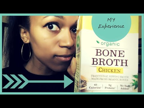 My Bone Broth Fast Experience
