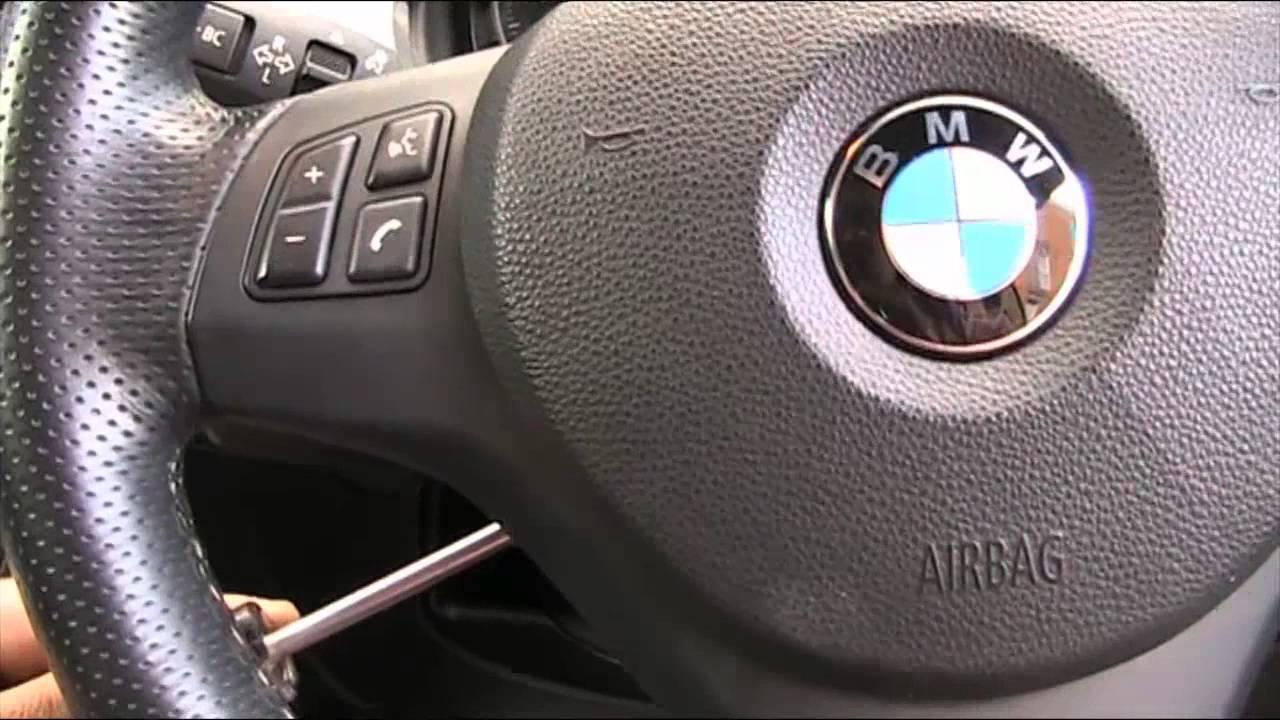 Bmw M Sport 3 Series Amp 1 Series Steering Wheel Airbag
