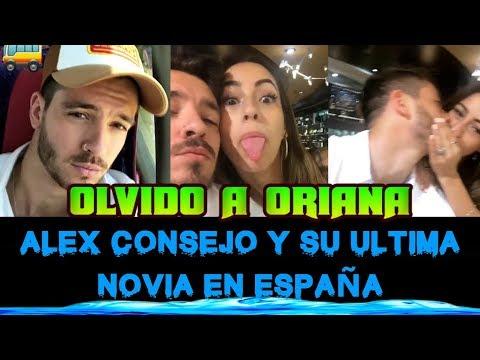 ALEX CONSEJO OLVIDO A ORIANA Y AHORA SE LUCE CON SU ULTIMA NOVIA