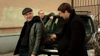 Александр Устюгов в роли Р.Г.Шилова.  Шилов и Джексон.