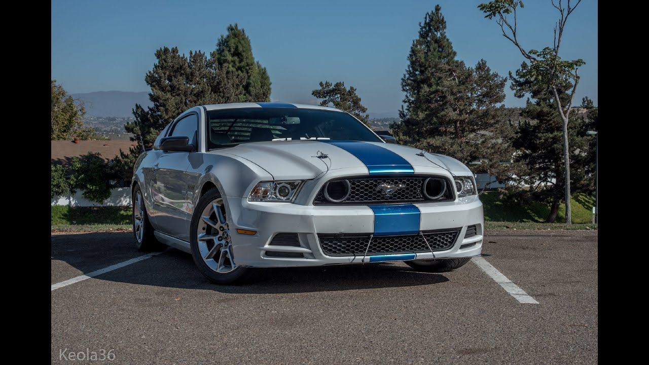 2014 Ford Mustang V6 Review Tuned Youtube