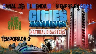 Cities Skylines: 3º Temporada |#6