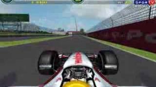F1 CHALLENGE 2007 PC  (PFT MOD 2007)