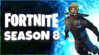 Fortnite Season 8 Is 'UNDER WATER'/ Season 2 Skins Are Returning Aswell!!!!!