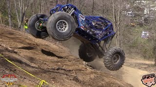 BUBBA BACON STILL KING OF BACON HILL 2018 RUSH OFFROAD ANNIVERSARY BASH PRO ROCK RACING