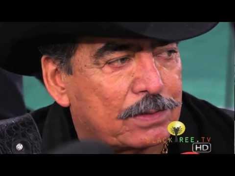 Joan Sebastian interview at the Xlll Latin Grammy's