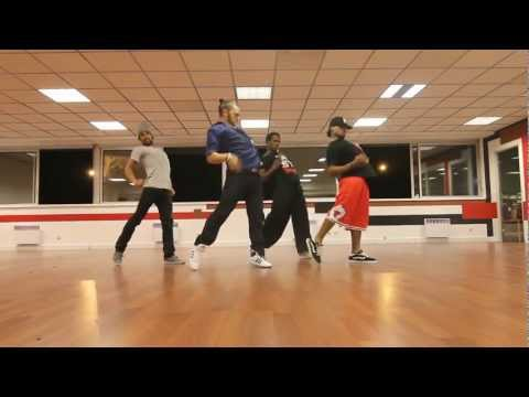 Choreo by Guillaume Lorentz - Lil Wayne (6 foot 7 Foot)