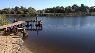 Рыбалка в августе. Казачьи Лагеря.