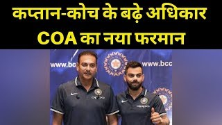 BCCI authorizes Indian captain and coach to decide WAGs time