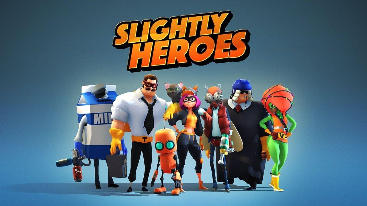 Slightly Heroes Free Download