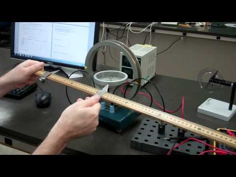 Physics 21L: Lab 7, Earth's Magnetic Field