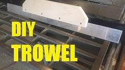 DIY - How To Make A Trowel
