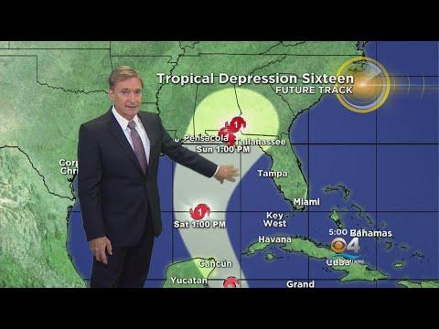 Tracking The Tropics 10-4-17 5PM