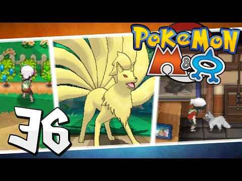 Pokémon Omega Ruby and Alpha Sapphire - Episode 36 | Return of the Beast!