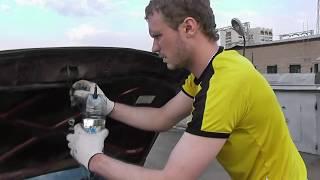 Промывка инжектора простым методом(TOYOTA Ceres 4A FE)