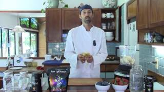 HOW TO GAIN MUSCLE AND LOSE FAT ON A RAW FOOD DIET