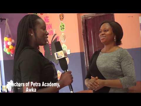 Teachers of Petra Academy, Awka
