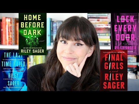 RILEY SAGER BOOK REVIEWS || Fall Mystery & Thriller Recommendations 2020