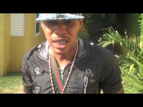 Vybz Kartel Popcaan & Notnice Chromatic Sound Of The Year(JAN 2011)