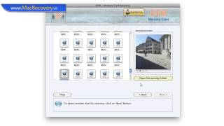 mac memory card data recovery restore repair software recover sd xd cards files pictures photos