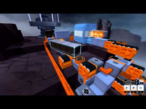 Production in Infinifactory [What'cha Doin'?] |