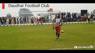 Daudhar v/s Pakkowal Penalties (Sarabha Football Tournament 2018)