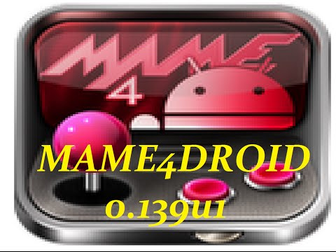 The Best MAME4DROID Tutorial. In Description There's A Link For All My Roms
