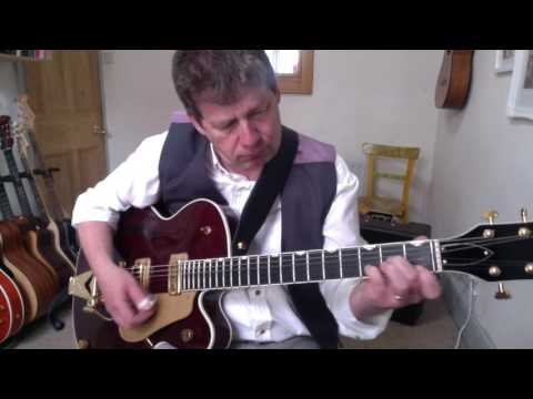 Chet Atkins' Hello Ma Baby (cover by Matt Cowe)