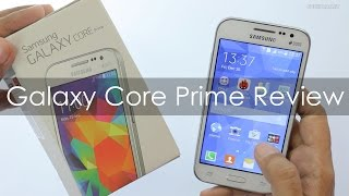 Samsung Galaxy Core Prime Budget Android Phone Review