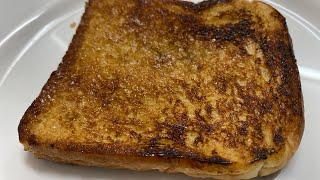 Masak Apa Tak Jadi Hari Ini:Brown Sugar Toast