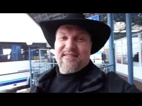 В Брянске проездом. Автобусом Гомель - Орел. 31 марта 2015 года