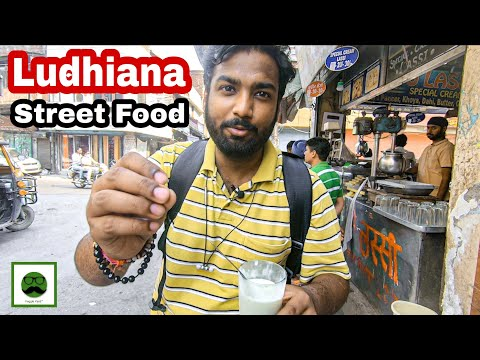 Desi Breakfast In Ludhiana With Veggiepaaji | EP 01