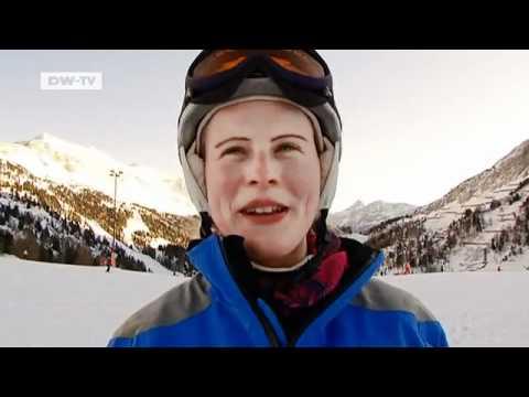 Reporter: Ice climbing in Obertauern, Austria | Journal Reporters