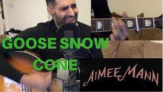 ♫ Goose Snow Cone (Acoustic Cover) ♫ - Aimee Mann