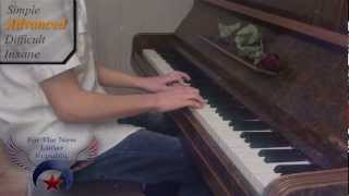 For The New Lunar Republic Piano