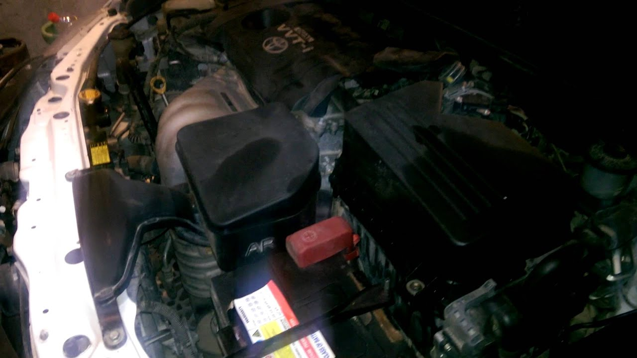 2010 Camry 4-cylinder engine rattle on start up NEW THREAD - Page 2