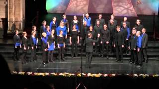 A new song of love - Ensemble vocal - Cork Choral Festival 2012