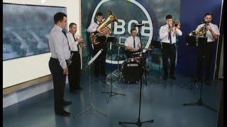 Саундтрек из «Агент 007» в исполнении духового оркестра