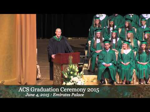 ACS High School Graduation 2015