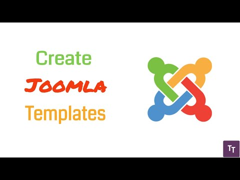 How To Create Joomla Template In TemplateToaster