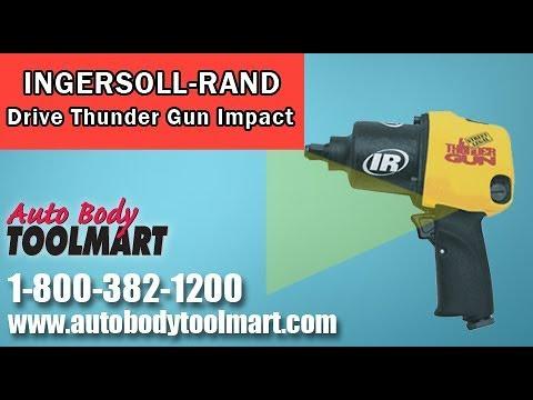 "Ingersoll Rand Street Legal /""Thunder Gun/""  Fastest 1//2/"" Drive Impact Wrench IRT"