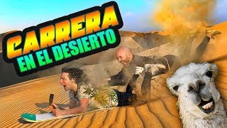 THE BEST RACES IN THE DESERT * AWESOME * - PERU - VLOG LOS RULES