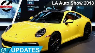 Best Cars From LA Auto Show 2018 | News And Updates  |  AutoToday