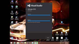 Microsoft Visual Studio Ultimate 2013 Autoactivado [Mega]