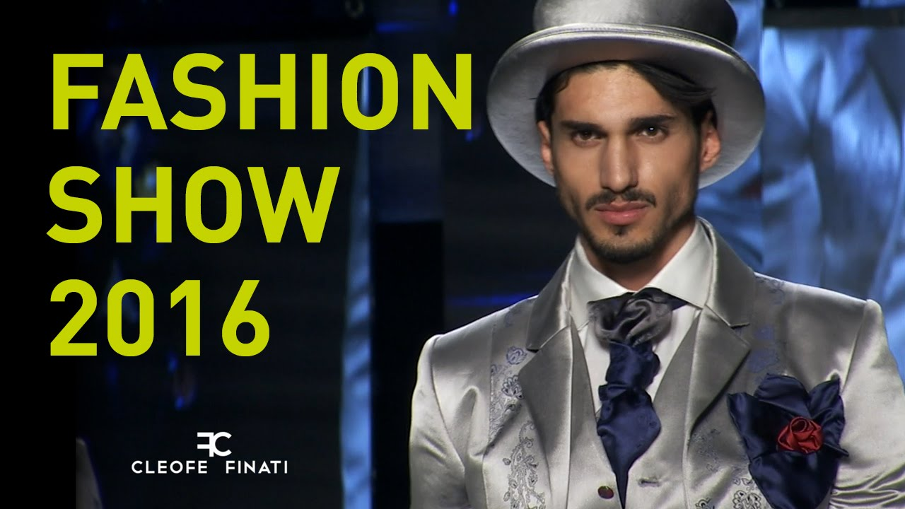 Luxury Collection 2016 Fashion Show  b0ad988e2d36